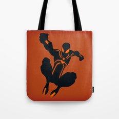 Peter's Stealth Suit (Spiderman) Tote Bag