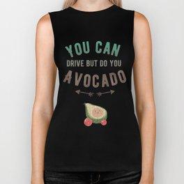 Do You Avocado Biker Tank