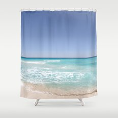 The perfect place Shower Curtain