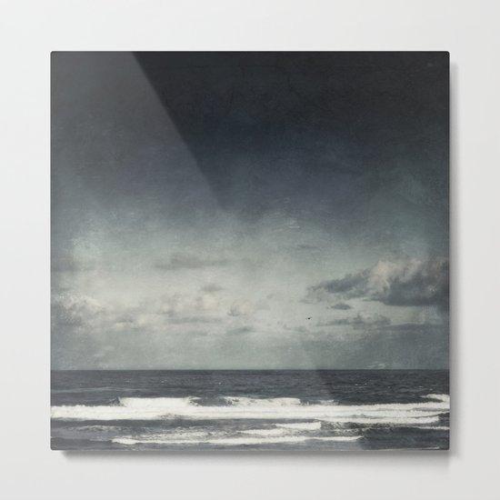 seaview Metal Print