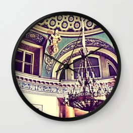 Palace dreams Wall Clock