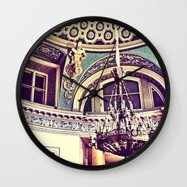 Palace dreams Wall Clock