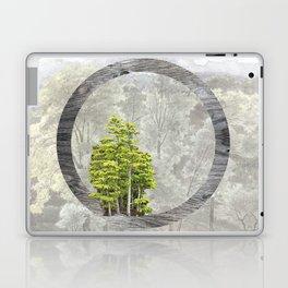 'Trees are sanctuaries' Laptop & iPad Skin