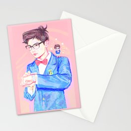 Detective Choi Stationery Cards