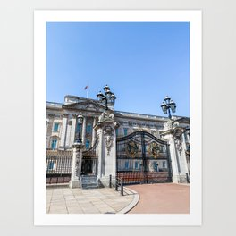 Buckingham Palace Photo Art Print
