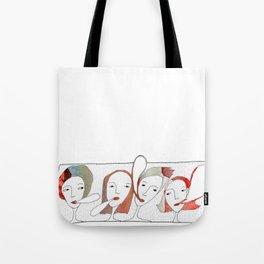 Le Quattro Grazie Tote Bag