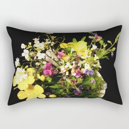 Wild and Beautiful Rectangular Pillow
