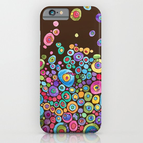 Inner Circle - Fall iPhone & iPod Case