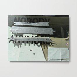 Urban Abstract 101 Metal Print