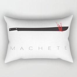 Machete Rectangular Pillow