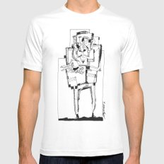 The Fifth Mens Fitted Tee MEDIUM White