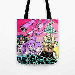 Mindscape Tote Bag