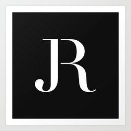 JR Art Print
