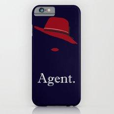 Agent Carter iPhone 6s Slim Case