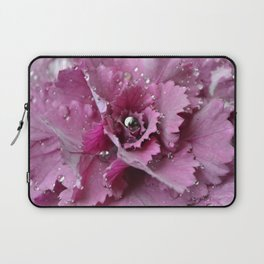 silver and pink  Laptop Sleeve