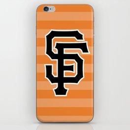 SF Giants iPhone Skin
