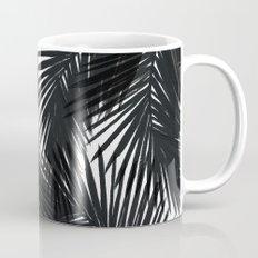 Palms Black Mug