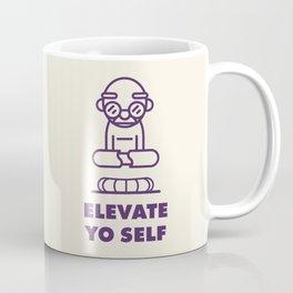 Elevate Yo Self Coffee Mug