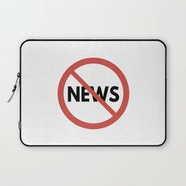 Toxic News Laptop Sleeve