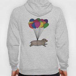 A Smol Hippo Hoody