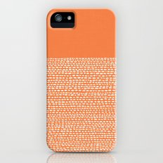 Riverside - Celosia Orange iPhone (5, 5s) Slim Case