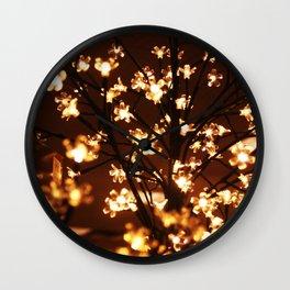 Elegant Lighting  Wall Clock