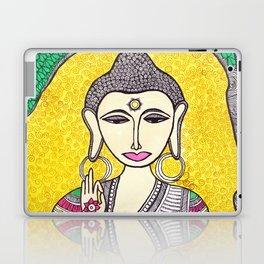 Lord Buddha Laptop & iPad Skin
