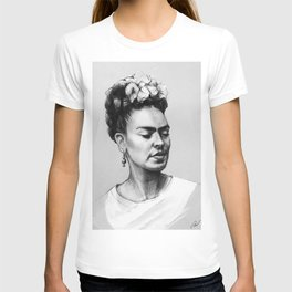 Portrait of Frida Kahlo T-shirt