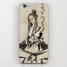 Shanti iPhone & iPod Skin