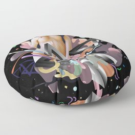 Galactico Floor Pillow