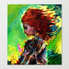 aloy Canvas Print