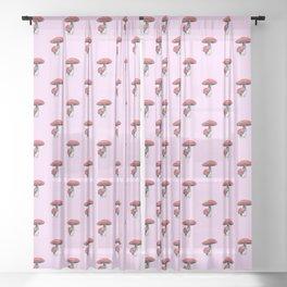 A. muscaria Sheer Curtain