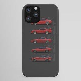 Supra Generations iPhone Case