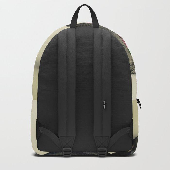 Inner Rose Elephant Backpack