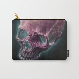 Glow Skull Carry-All Pouch