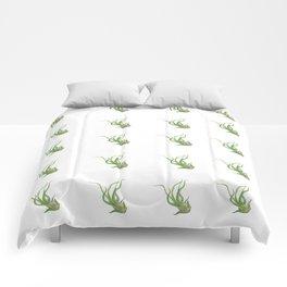 Medusa airplant Comforters