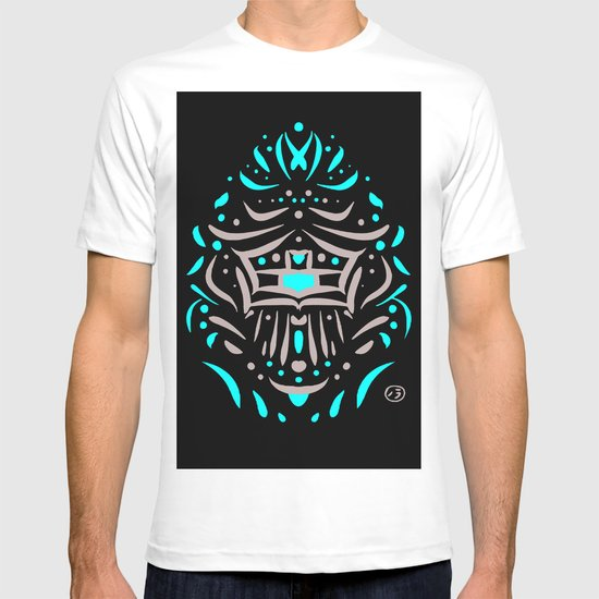 Temple of faces T-shirt