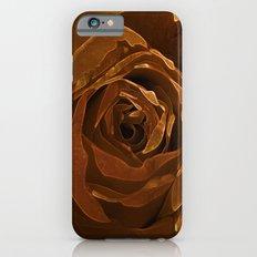 september gold iPhone 6s Slim Case