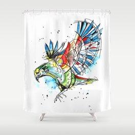 The Kea Shower Curtain
