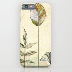 Leaf Study Slim Case iPhone 6