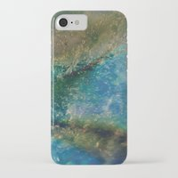 batik iPhone & iPod Cases featuring Oceana Batik by GypsyBohemian