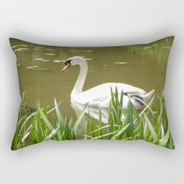 Serenity by Teresa Thompson Rectangular Pillow