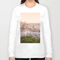florence Long Sleeve T-shirts featuring Florence by ocophoto