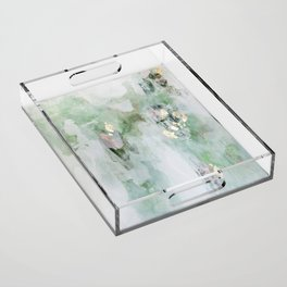 Leaf It Alone Acrylic Tray