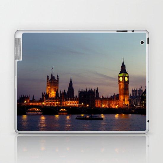 London | Big Ben Laptop & iPad Skin