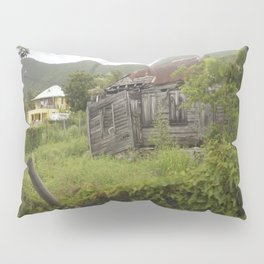 St. Maarten poverty Pillow Sham