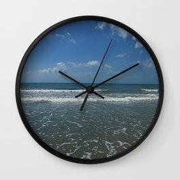 Perfect Beach Day - Litchfield Beach Wall Clock