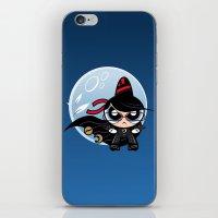 powerpuff girls iPhone & iPod Skins featuring Powerpuff Bayonetta by Marco Mottura - Mdk7