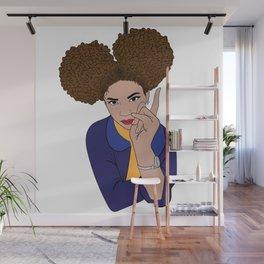Diana Wall Mural