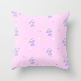 Nineteen-Eighty-One Throw Pillow